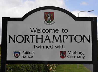 Send Cargo to India from Northampton