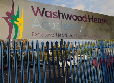 Send Cargo to India from Washwood-heath