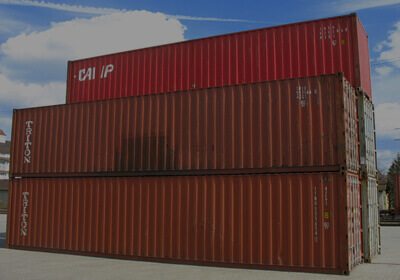 40 ft container to India
