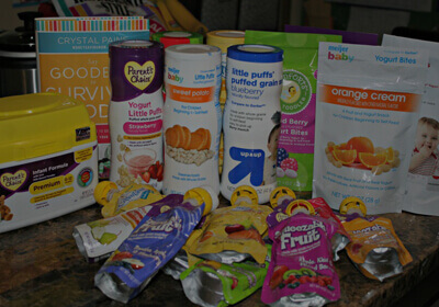 Baby Food to India
