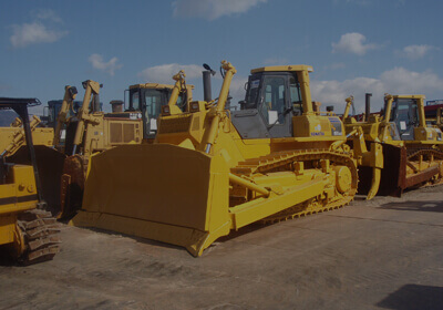 Dozers Shipping to Bangladesh